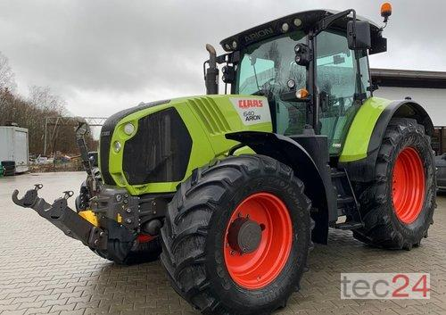 Claas Arion 640 Cebis Year of Build 2013 4WD