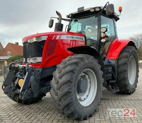 Massey Ferguson 7620 Dyna Vt Allrad **Fkh & Fzw**