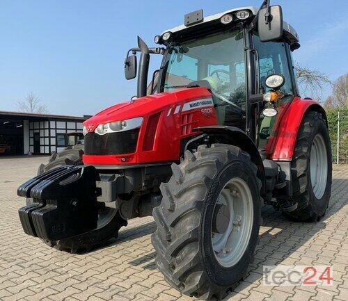 Massey Ferguson 5608  Dyna 4 Allrad Traktor **Top** Baujahr 2016 Allrad