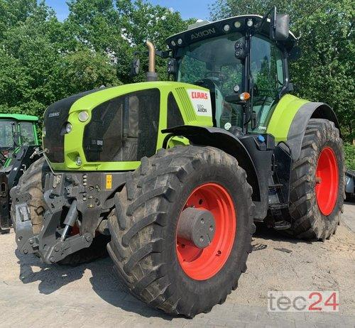 Claas Axion 920 C-Matic Allrad Traktor Рік виробництва 2013 Повний привід