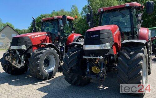 Case IH 2 X Puma Cvx 230 Allrad Traktoren Byggeår 2015 A/C