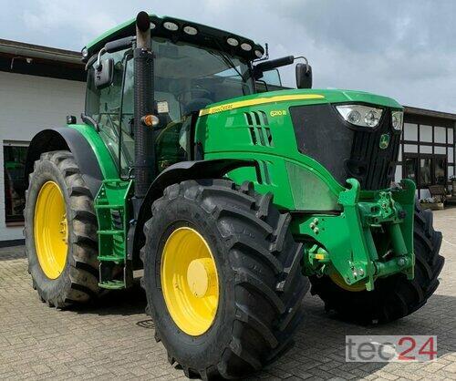 John Deere 6210 R + 6150 R Traktoren Im Paket Рік виробництва 2015 Повний привід