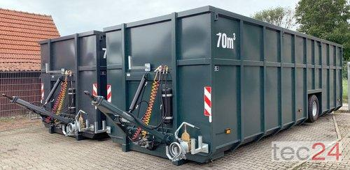 STP Gülle - Feldrand Container 70 Cbm * Год выпуска 2021 Bramsche-Achmer