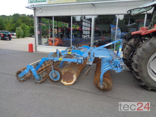 Lemken Rubin 9/300 Ue Year of Build 2007 Steiningen
