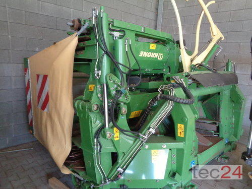 Krone Easy Collect Ec  753 Rok výroby 2013 Steiningen