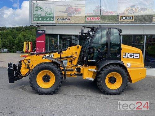 JCB Tm 320 S Year of Build 2020 Steiningen