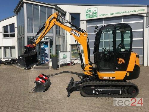 JCB 8026 Cts Year of Build 2020 Steiningen
