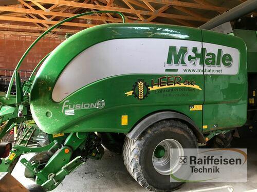 McHale Fusion 3 Presswickelkombination Baujahr 2014 Gudensberg