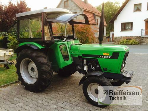 Deutz-Fahr D 4807 Rok výroby 1980 Gudensberg