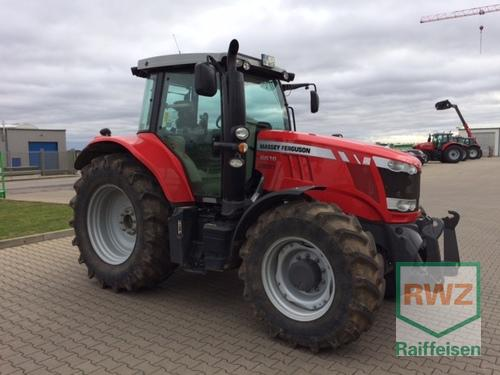Massey Ferguson MF 6616 Dyna-VT Exclusive Year of Build 2014 4WD