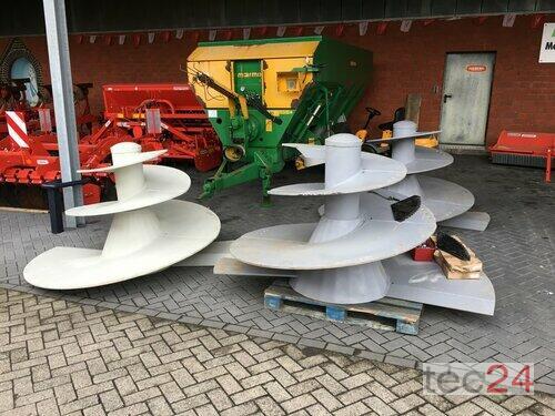 Strautmann - Mischschnecken für ALLE Modelle