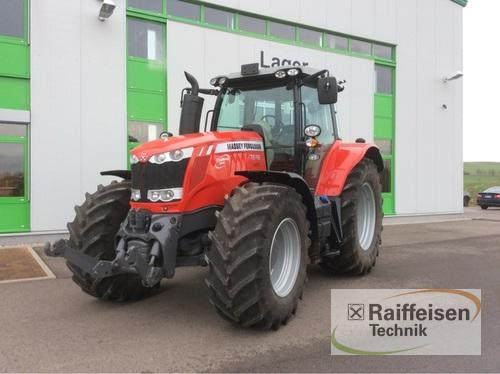 Massey Ferguson MF 7616 Dyna-6 Efficient Baujahr 2014 Allrad