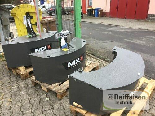 MX Frontgewichte 600 - 1500 Kg Linsengericht - Altenhaßlau