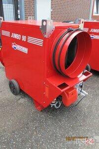 Heizgerät BM2 Getreidetrocknung Ölheizung Jumbo 90 Hallenheizung Zeltheizung Bild 0