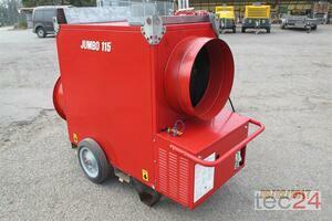 Heizgerät BM2 Getreidetrocknung Ölheizung Jumbo 115 Hallenheizung Bauheizung Bild 0