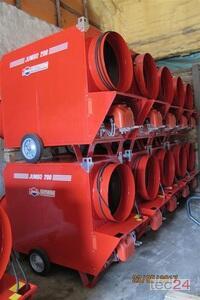 Heizgerät BM2 Getreidetrocknung Ölheizung Jumbo 200 Hallenheizung Bauheizung Bild 0