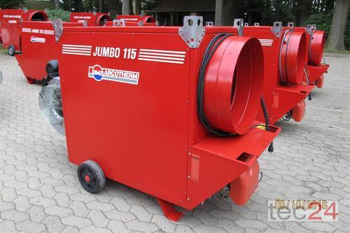 BM2 Jumbo 115 Mit 133 Kw Leistung Year of Build 2011 Soltau