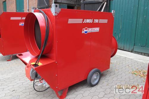 BM2 Jumbo 200 Mit 220 Kw Leistung Year of Build 2011 Soltau
