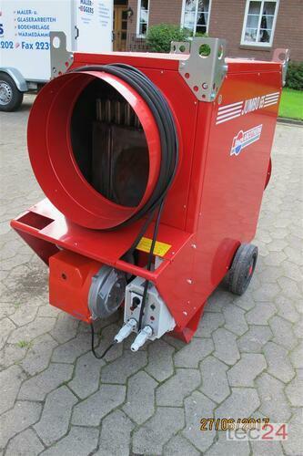 BM2 Getreidetrocknung Ölheizung Jumbo 65 Hallenheizung Heutrocknung Год выпуска 2012 Soltau