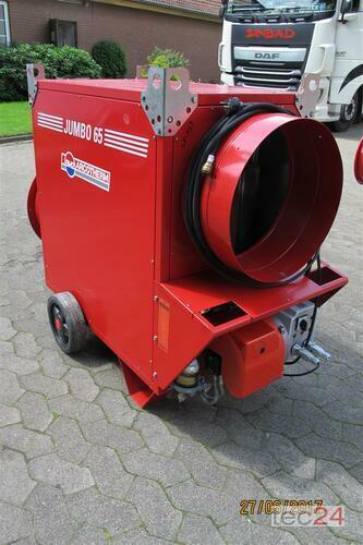 Heizgerät BM2 Getreidetrocknung Ölheizung Jumbo 65 Hallenheizung Heutrocknung Bild 4