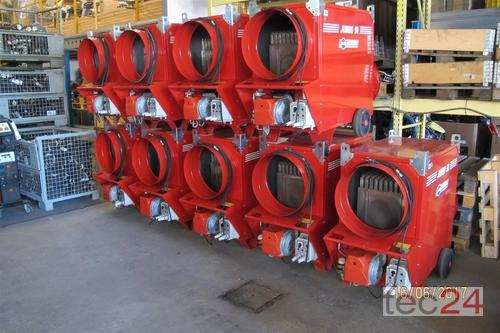Heizgerät BM2 Getreidetrocknung Ölheizung Jumbo 90 Hallenheizung Bauheizung Bild 2