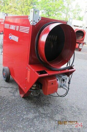 BM2 Getreidetrocknung Ölheizung Jumbo 90 Hallenheizung Zeltheizung Год выпуска 2012 Soltau