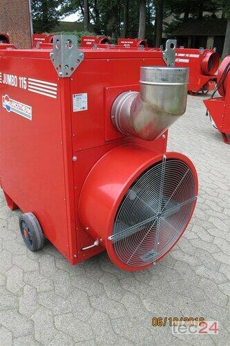 Heizgerät BM2 Getreidetrocknung Ölheizung Jumbo 115 Hallenheizung Bauheizung Bild 3