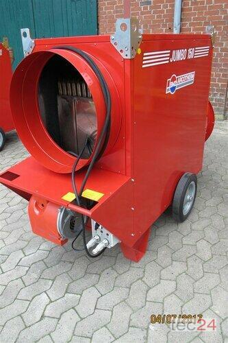 Heizgerät BM2 Getreidetrocknung Ölheizung Jumbo 150 Hallenheizung Bauheizung Bild 4
