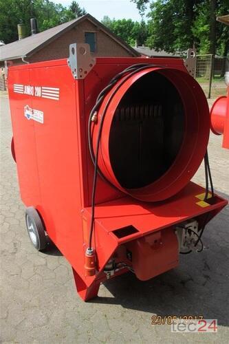 Heizgerät BM2 Getreidetrocknung Ölheizung Jumbo 200 Hallenheizung Bauheizung Bild 5