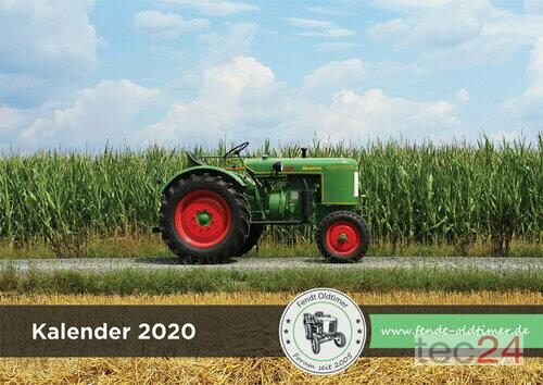 Fendt - Oldtimer Kalender 2020