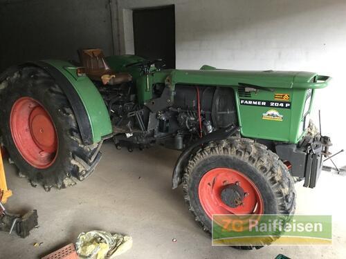 Fendt Farmer 204 P Année de construction 1983 A 4 roues motrices