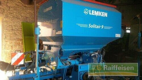Lemken Zirkon 10/300 + Solitair 9/300 - Ds Baujahr 2014 Bruchsal