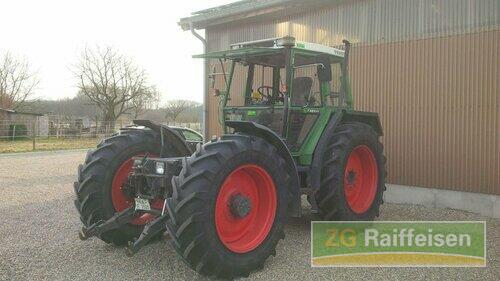 Fendt 380gha Año de fabricación 1991 Accionamiento 4 ruedas