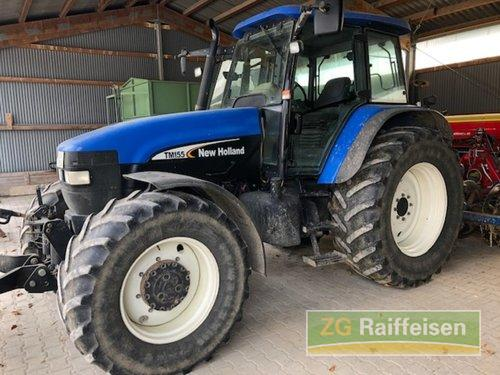 New Holland TM 155 Year of Build 2004 4WD