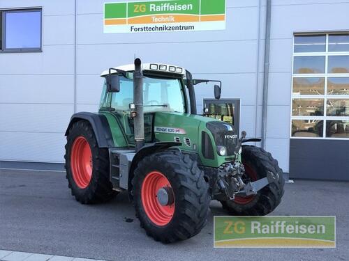 Fendt 820 Vario TMS Årsmodell 2009 4-hjulsdrift
