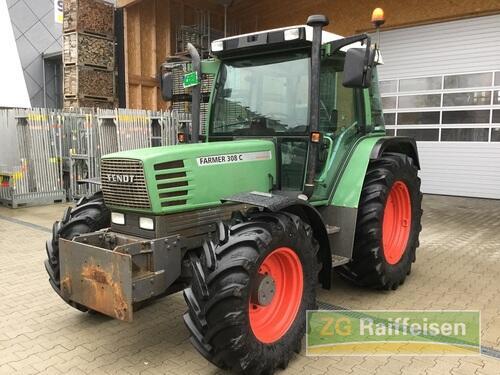 Fendt Farmer 308 C Baujahr 1999 Allrad