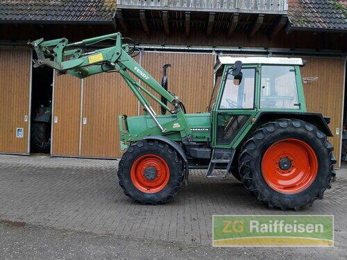 Fendt Farmer 306 LSA Frontlader Baujahr 1990