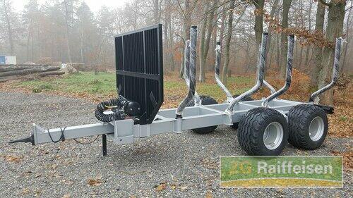 Schlang&Reichart Rückewagen Année de construction 2019 Steinach
