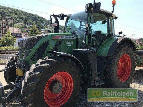 Fendt 720 Vario Godina proizvodnje 2015 Pogon na 4 kotača