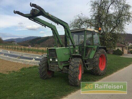 Fendt Farmer 309 LS Pala cargadora frontal Accionamiento 4 ruedas