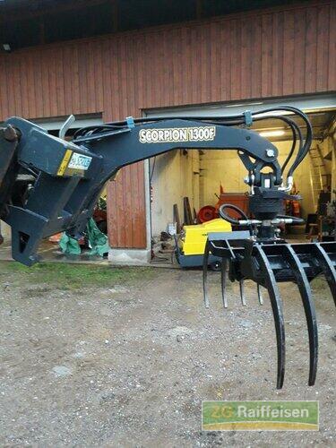 Uniforest Scorpion 1300 F Rückezange