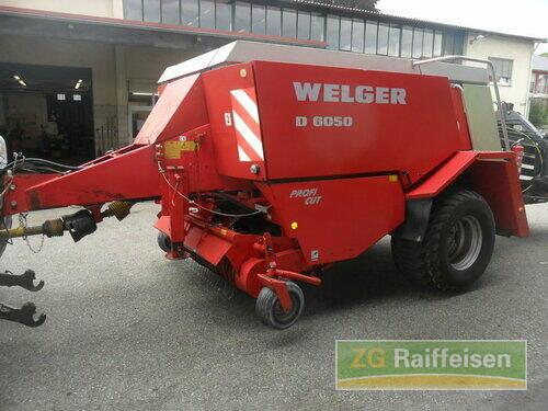 Welger D 6050 Year of Build 1995 Waldshut-Tiengen