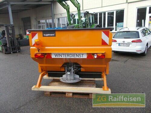 Kugelmann Dreipunktstreuer Duplex 1,1 B178 Año de fabricación 2019 Waldshut-Tiengen