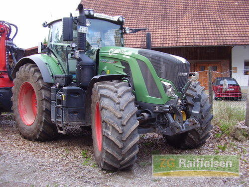 Fendt 939 Vario S4 Profi Plus Year of Build 2016 4WD