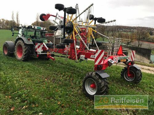 Pöttinger Top 702 C Año de fabricación 2014 Weil am Rhein-Haltingen