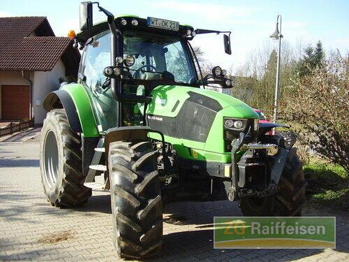 Deutz-Fahr Agrotron 5120 Año de fabricación 2014 Accionamiento 4 ruedas