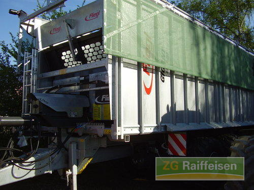 Fliegl Abschiebewagen Gigant Asw 381 Baujahr 2018 Weil am Rhein-Haltingen