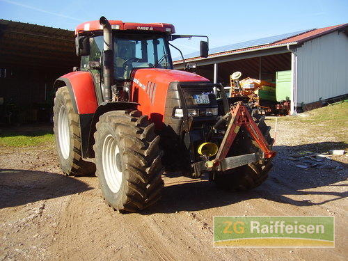 Case IH CVX 195 Year of Build 2009 4WD