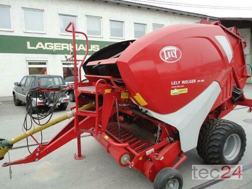 Welger Rp 445 E-Link Year of Build 2011 Freistadt