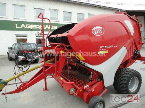 Welger RP 445 PRO E-LINK